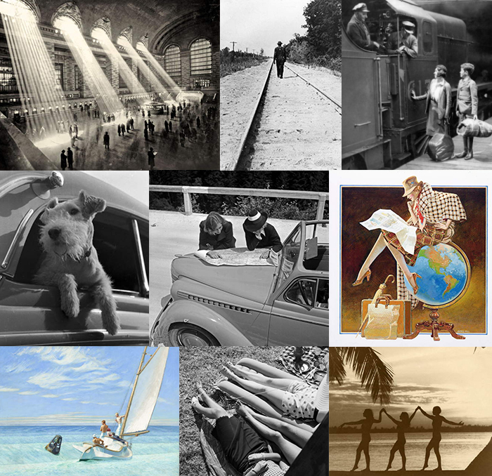1930s Images and pictures of the 30's travel aviation holidays