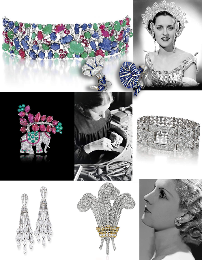 1930 images and photos of the 1930s Jewellery