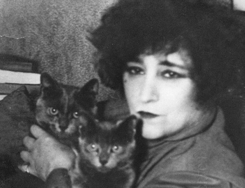 Colette with her cats, Musee d'Art Moderne Richard Anacreon, Granville, France / Archives Charmet / Bridgeman Images