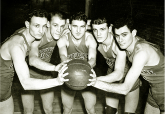 Duquesne University Basketball Team, 1933 (photo), American Photographer, (20th century)