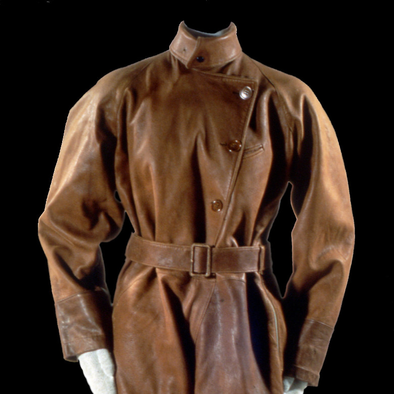 Amelia Earhart's Flight Suit / Arnold Constable & Co. / National Postal Museum, Smithsonian Institution / Bridgeman Images