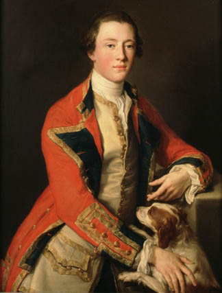 General Lord George Henry Lennox (1737-1805) Pompeo Girolamo Batoni (1708-87) / Goodwood Collection