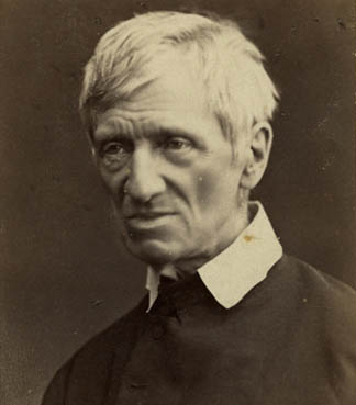John Henry Newman by Henry J Whitlock. (fl. 1865-91) / © Trustees of the Watts Gallery, Compton, Surrey, UK