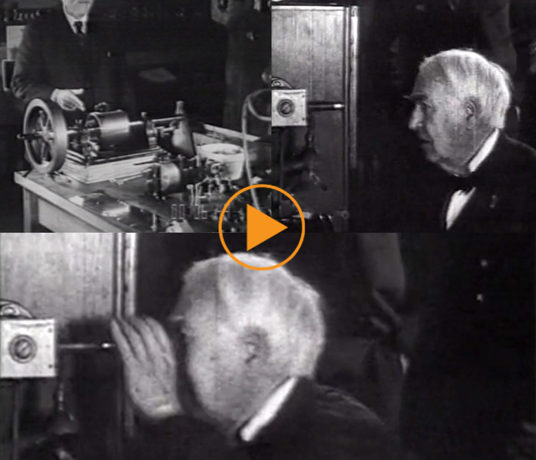 Thomas Alva Edison  / Bridgeman Footage