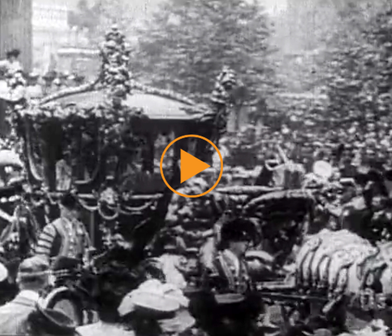 Edward VII coronation, 1902 / Bridgeman Footage