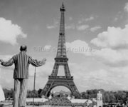 Eiffel Tower / Bridgeman Footage