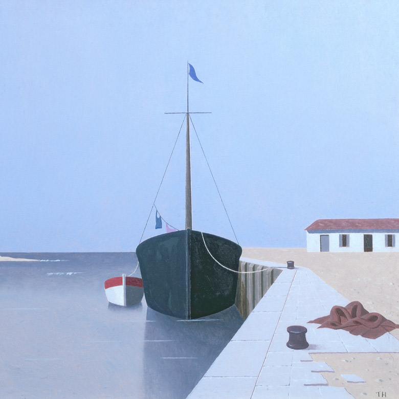 Untitled by Tristram Hillier (1905-83)