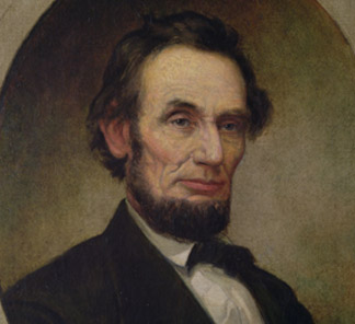 Abraham Lincoln by George Henry Story (1835-1923) / Huntington Library and Art Gallery, San Marino, CA, USA / © The Huntington Library, Art Collections & Botanical Gardens
