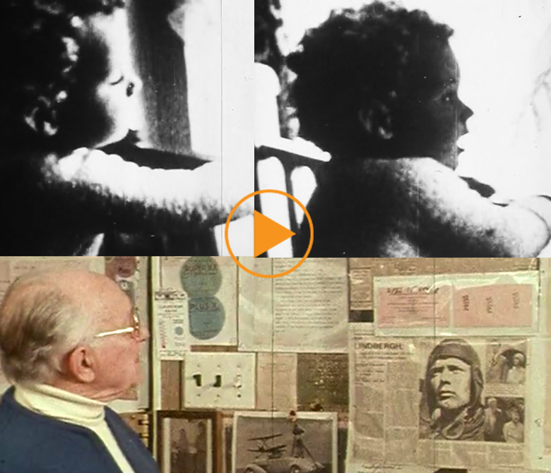 They Made News, Part 1 - The Lindbergh kidnapping trial / Buff Film & Video Library / Bridgeman Footage
