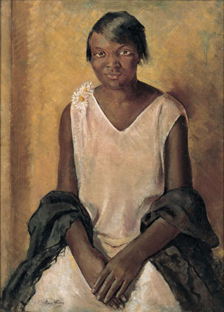 Charleston Bride, 1948 (oil on canvas) by Carrie Stubbs / Morris Museum of Art, Augusta, GA