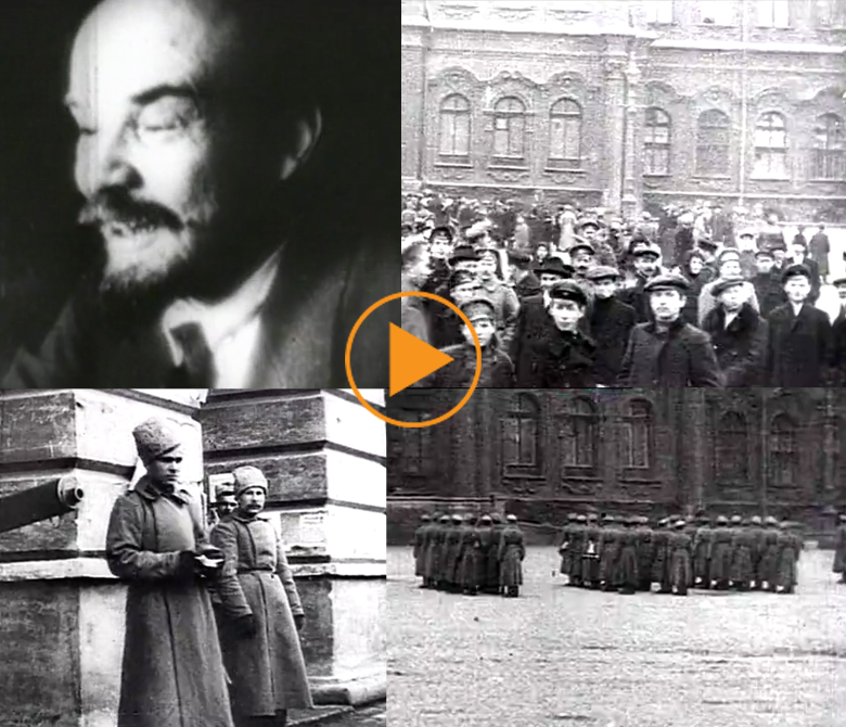 Russian Revolution / Bridgeman Footage