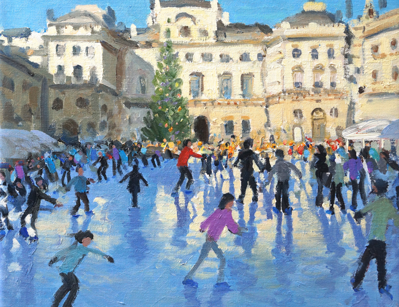 Christmas, Somerset House, 2013, Andrew Macara / Bridgeman Studio