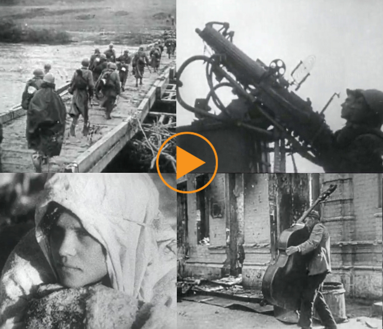 Battle of Stalingrad, 1942 / Bridgeman Footage