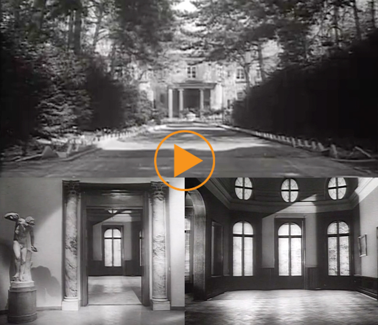 The Wannsee Villa / Bridgeman Footage