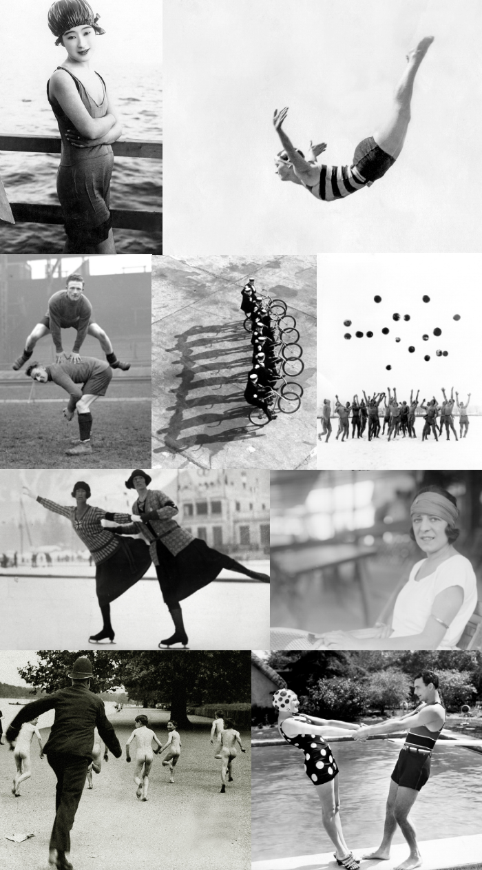 1920 images and photos of the 1920's sport and leisure