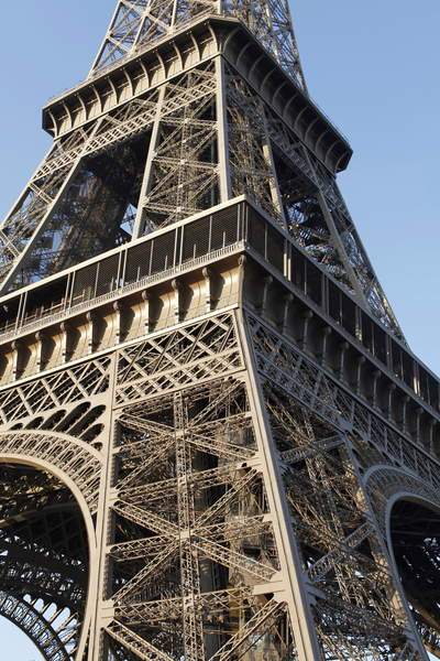 Eiffel tower, Paris, France / Godong / Bridgeman Images