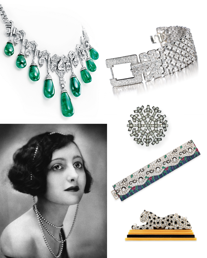 1920 images and photos of the 1920s Jewellery